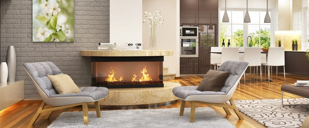 How to Pick a Gas Fireplace