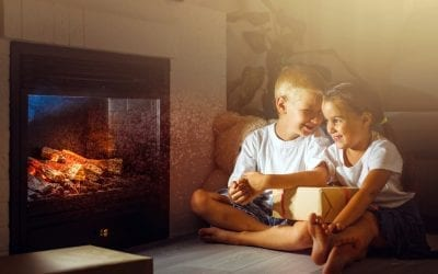 Fireplace Safety for Children and Families