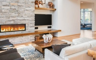 Three Factors to Choosing the Right Fireplace for You