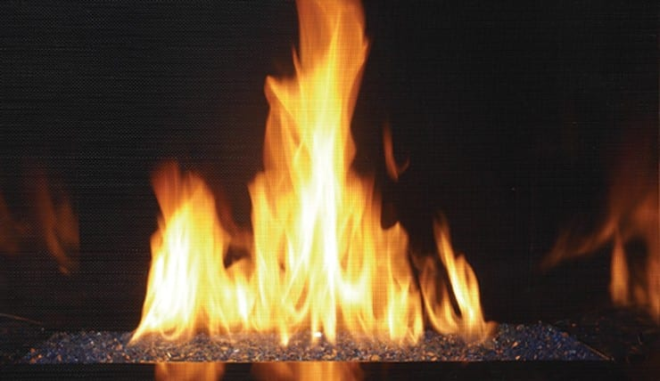 Three Reasons to Convert Wood Fireplace to Gas