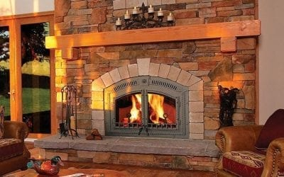 Three Tips to Get the Most Heat from Your Fireplace This Winter