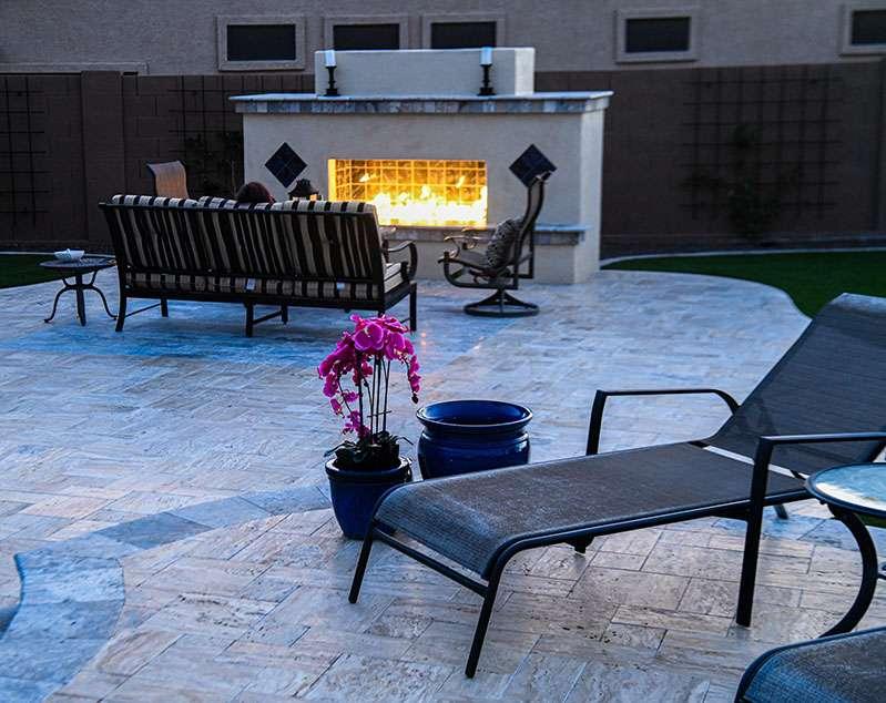outdoor heating options