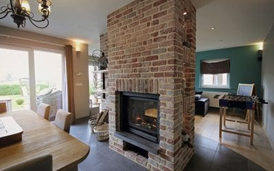 The Buyer's Guide to Fireplace Inserts (Plus Design Tips)