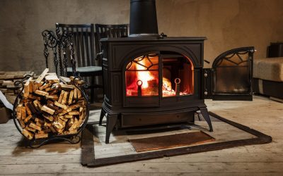 How You Can Save on Taxes With a Wood-Burning Stove