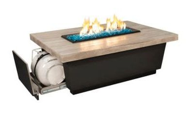 American Fyre Designs Contempo LP Select Reclaimed Wood